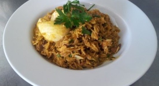 Smoked Fish Kedgeree - Fishbox