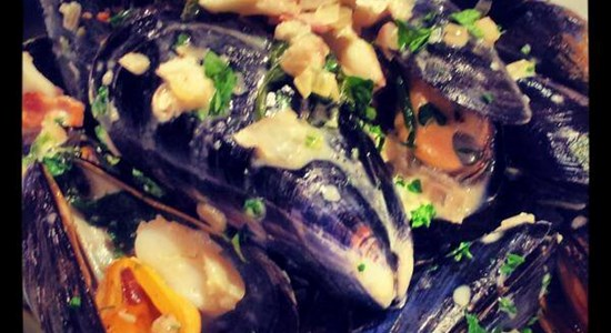 Pastrami and Leek Mussels - Fishbox