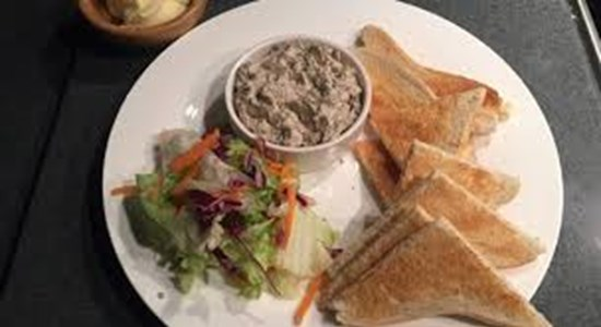 Smoked Mackerel Pate - Fishbox