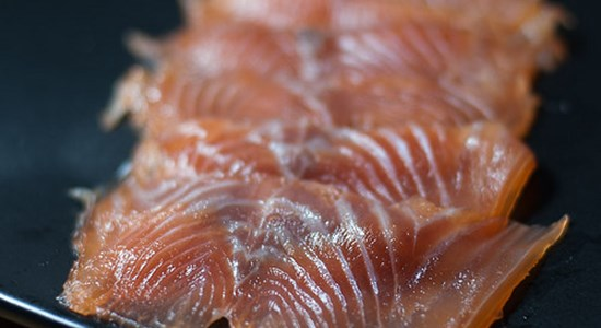 Whisky Cured Salmon - Fishbox