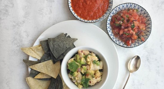 Monkfish Ceviche - Fishbox