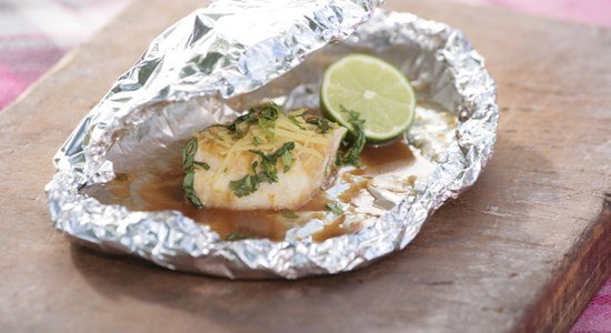 Fishbox - Ginger Cod Parcels