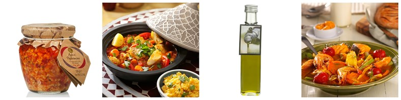 Oil & Vinegar Ingredients and recipes