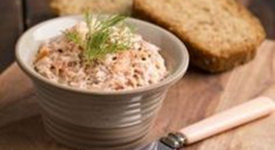 Cold Smoked Trout Pate