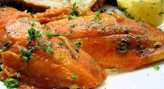 Spicy Kippers with Crispy Potatoes and Avocado